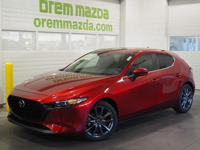 2020 Mazda3 Hatchback Preferred Base Orem UT | Salt Lake City ...
